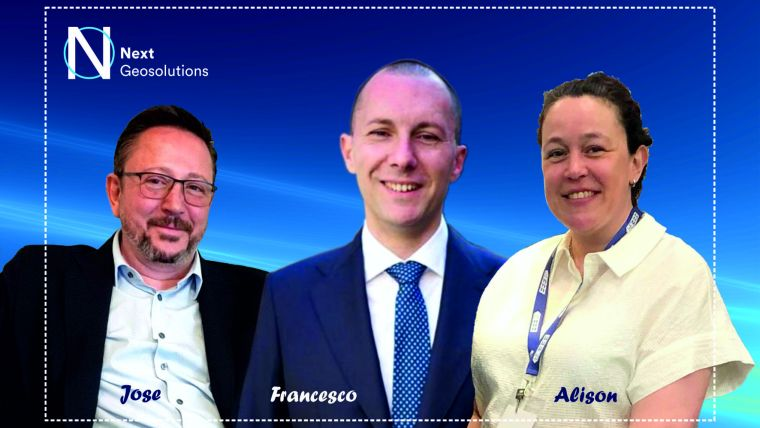 Next Geosolutions Welcomes Three New Key Team Members