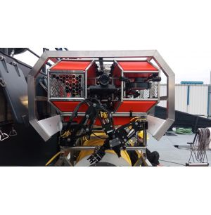 Mariscope Unveils Rescue and Support ROV with Full Integration