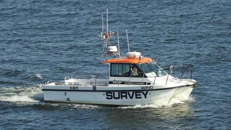 Dutch Survey Company Selects Sea Machines Autonomy for Unmanned Hydrographic Survey Operations