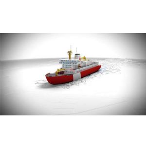 New-build Polar Icebreaker