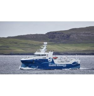 Faroese Research Vessel Receives Bureau Veritas Classification