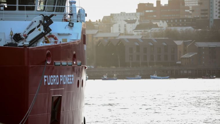 Fugro Kicks Off Cable Route Site Investigation for Sofia Offshore Wind Farm