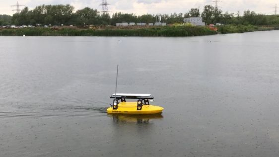 Shallow Inland Water Bathymetry Meets IHO S-44 Special Order