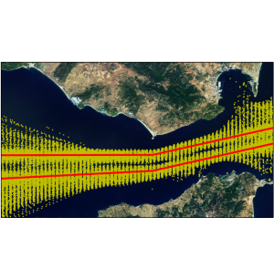 Tidal Currents from AIS Data