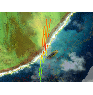 TCarta Develops AI-based Commercial Bathymetric Mapping Technologies
