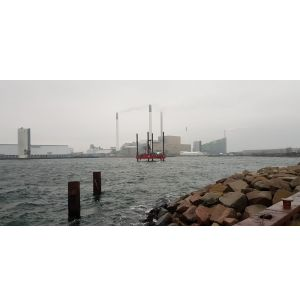 Fugro Starts Nearshore Site Characterisation Contract for Copenhagen Megaproject