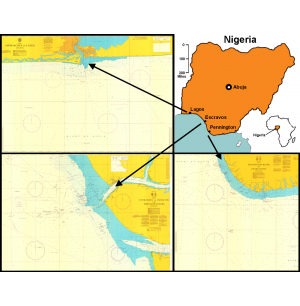 Characterisation of the Nigerian Shoreline