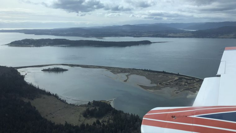 Woolpert Selected for Topo-Bathy Lidar Collection along British Columbia's Coastline