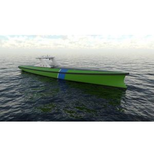 New Autonomous Guard Vessel Concept Design to Revolutionize Offshore Wind Industry