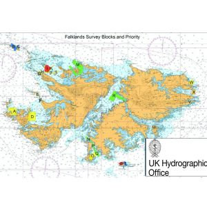 UK Hydrographic Office Starts Seabed Mapping Surveys of the Falkland Waters