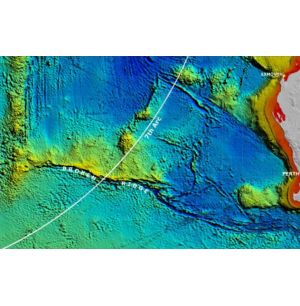 Hydrographic Surveying Supporting the Search for MH370