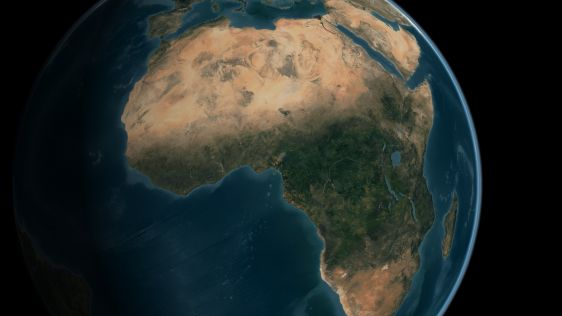 Mapping Africa's Seafloor