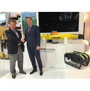 Teledyne Marine Delivers Unmanned Systems for the UAE Navy