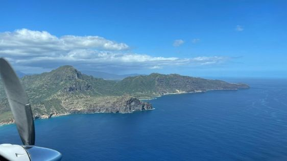 Woolpert Selected to Collect Topo-bathy Lidar for Remote Hawaiian Islands