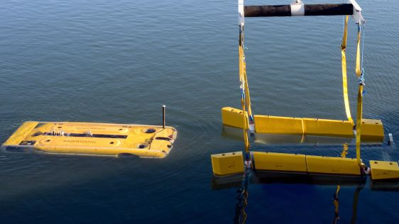 Hybrid AUV/ROV for Survey and Inspection