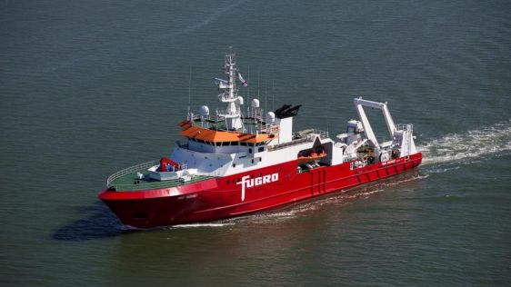 'Fugro Discovery' to Commence Frontier Seeps Survey in Offshore Kenya