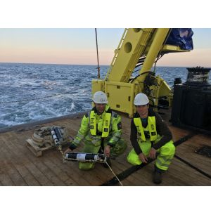 Underwater Noise Monitoring in the North Sea