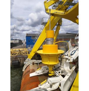 Seatools Equips Boskalis with Plough Position Monitoring Buoy