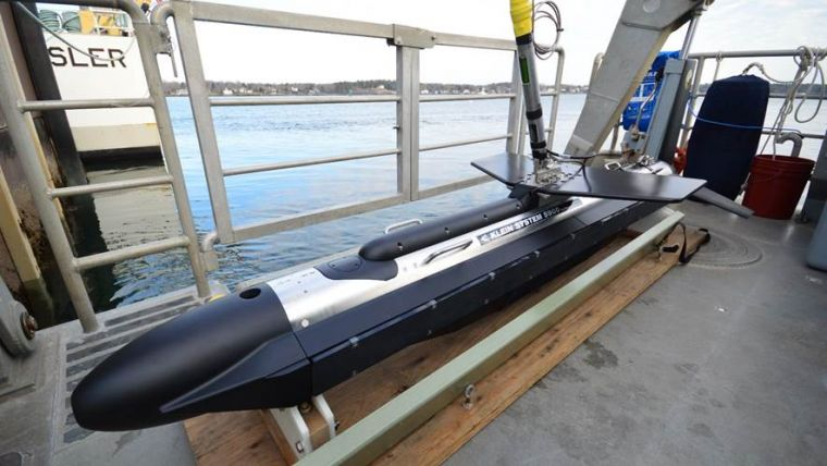 Klein Marine Selects Greensea Inertial Navigation for Multibeam Side-scan Sonar Towfish