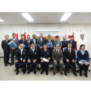 Completion of the JICA Group Training Course