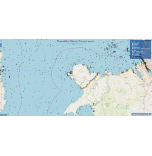 Scottish Government Awards OceanWise with 4-year GIS Marine Data Contract