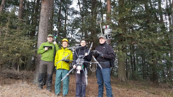 Finnish Geospatial Research Institute Expands Airborne Toolbox