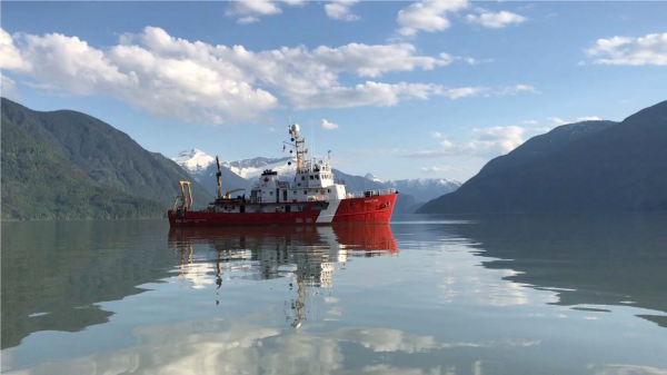CGS Vector is a hydrographic survey vessel in the Canadian Coast Guard.