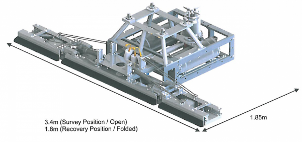 Figure 3: Sub-Bottom Imager. (Courtesy: PanGeo)
