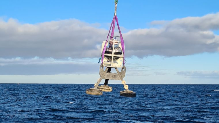 First Large-scale Deployment for Sonardyne Fetch AZA Subsidence Monitoring Sensors