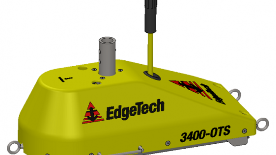 EdgeTech Launches Two Lightweight Pole-mount Sub-bottom Profiling Systems