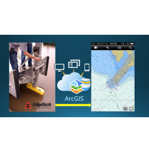EdgeTech and Esri Cooperating on Data to ENC Solution