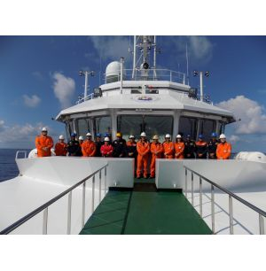 Fugro And Colombian Maritime Authority Complete Seep Hunting Study