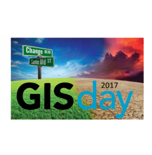 Mark Your Agendas for GIS Day on 15 November