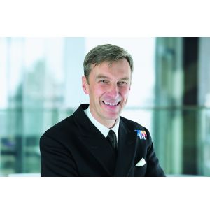 UKHO Appoints Rear Admiral Peter Sparkes as Acting Chief Executive