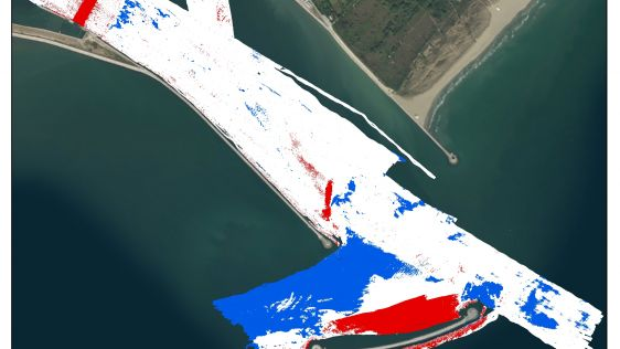 Hydrographic Survey of Venice Inlet Channels