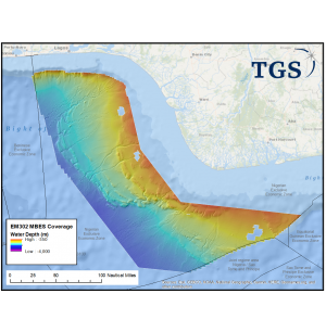 TDI-Brooks Completes Multibeam Phase for TGS Offshore Nigeria