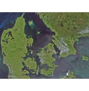 Danish Geodata Agency Partners with Esri to Chart the Waters of Denmark and Greenland