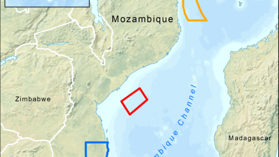 CGG Awarded Multi-client Projects offshore Mozambique
