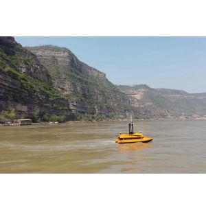 Unmanned Technology Narrows Data Gap of the World's Most Sediment-laden River