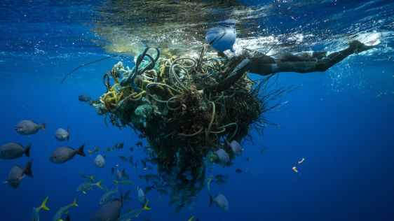 How GPS Trackers and Drones Help Locate Floating Debris