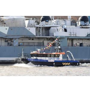 Port of London Authority Demonstrates MBES Technology at Ocean Business