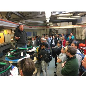Research Vessel Technicians Meet their Peers at Woods Hole Oceanographic