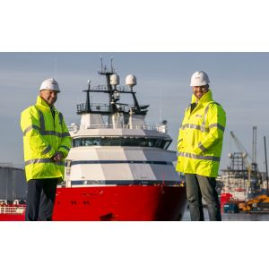 First Marine Solutions Strengthens Survey and Positioning Service
