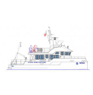 All American Marine Wins NOAA Research Vessel Contract