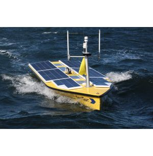 SeaTrac Systems Launches Open Solar-powered USV