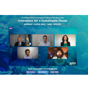 ISA Celebrates World Oceans Day 2020 at Global UN Event