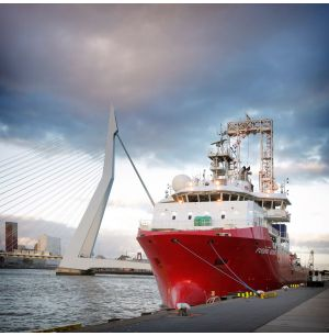 Fugro Starts Vattenfall Site Investigations at UK Offshore Wind Farms