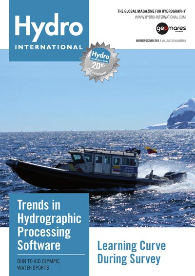 cover hydro international december 2016