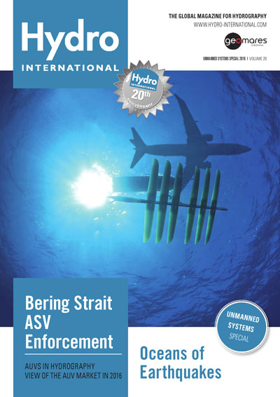 cover Unmanned Systems Special 2016